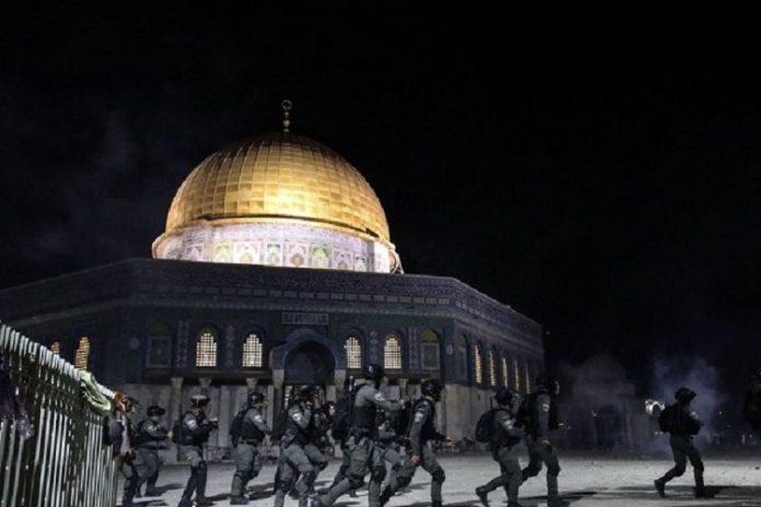 Au moins 62 morts dans les affrontements entre Israël et le Hamas
