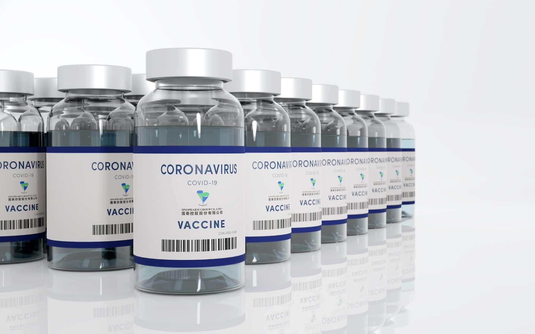 Vaccin anti-Covid : Le Sénégal réceptionne 300.000 nouvelles doses de Sinopharm