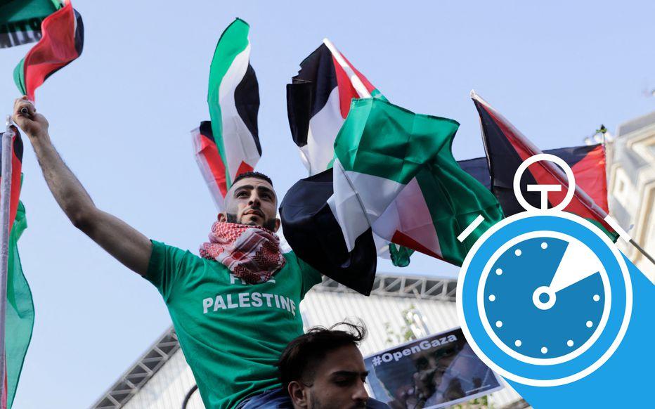 La manifestation pro-Palestine maintenue à Paris malgré l'interdiction