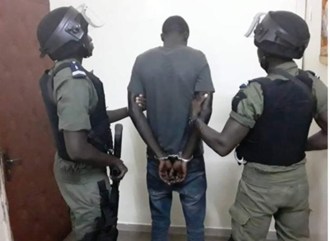 Usurpation de fonction et extorsion de fonds : le faux gendarme réclamait 20 000 F CFA à des camionneurs