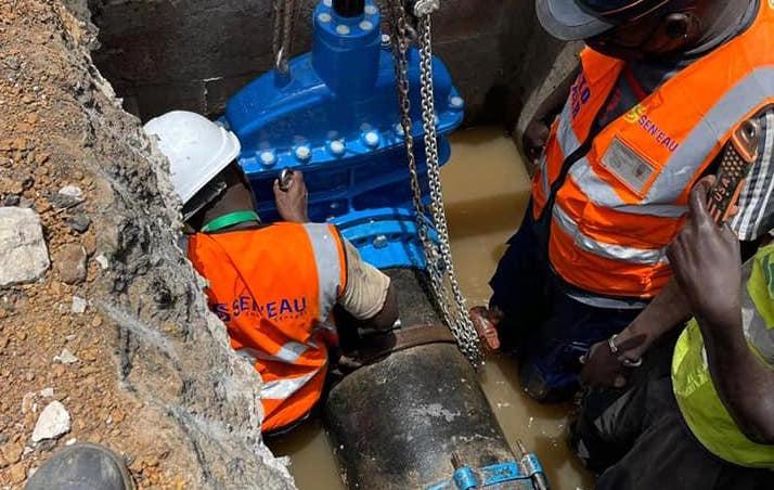 Pénurie d'eau à NDAR : Une nouvelle panne décelée sur la prise de Bango (Sones)