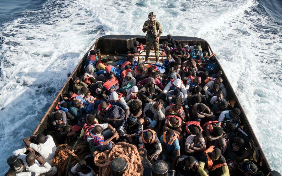 Espagne : 2 700 migrants arrivent à Ceuta en une journée depuis le Maroc, un chiffre record