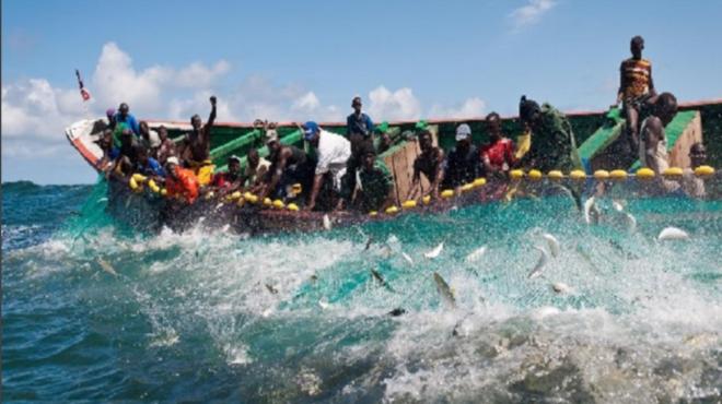 Sophie Gladima promet de soumettre à la Mauritanie un projet d'érection d'une zone commune de pêche