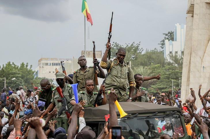 Mali : le président de l'UA exige la libération immédiate des dirigeants du CNT