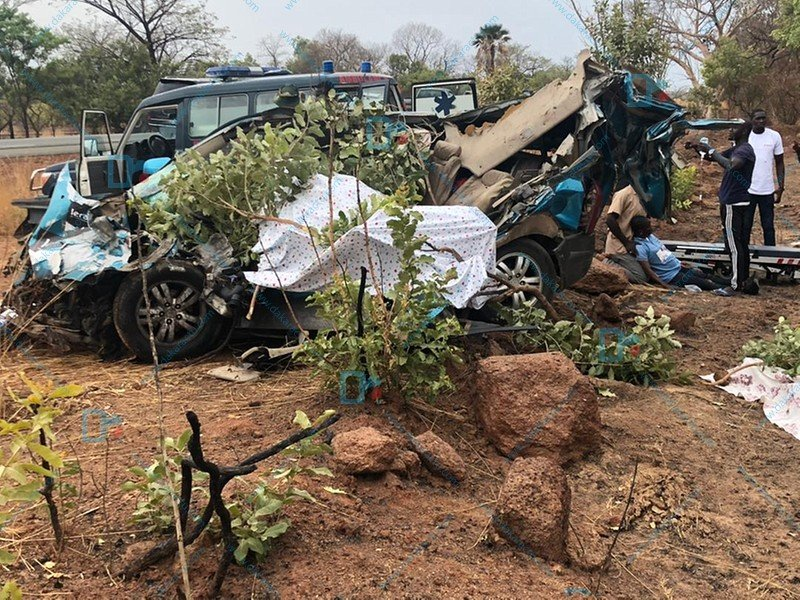 Tournée de Macky : 3 reporters de Leral Tv tués dans un accident