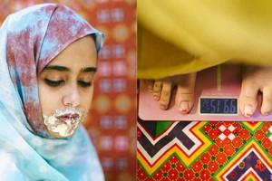 Une série photo met en lumière le calvaire des femmes mauritaniennes pour devenir grosses