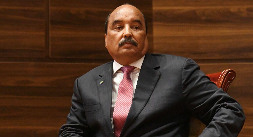 Facebook ferme la page de l'ancien président Ould Abdel Aziz