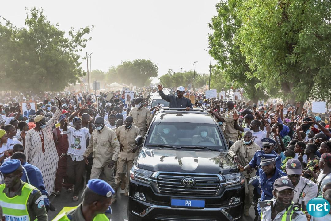 150 millions pour accueillir Macky Sall au Fouta