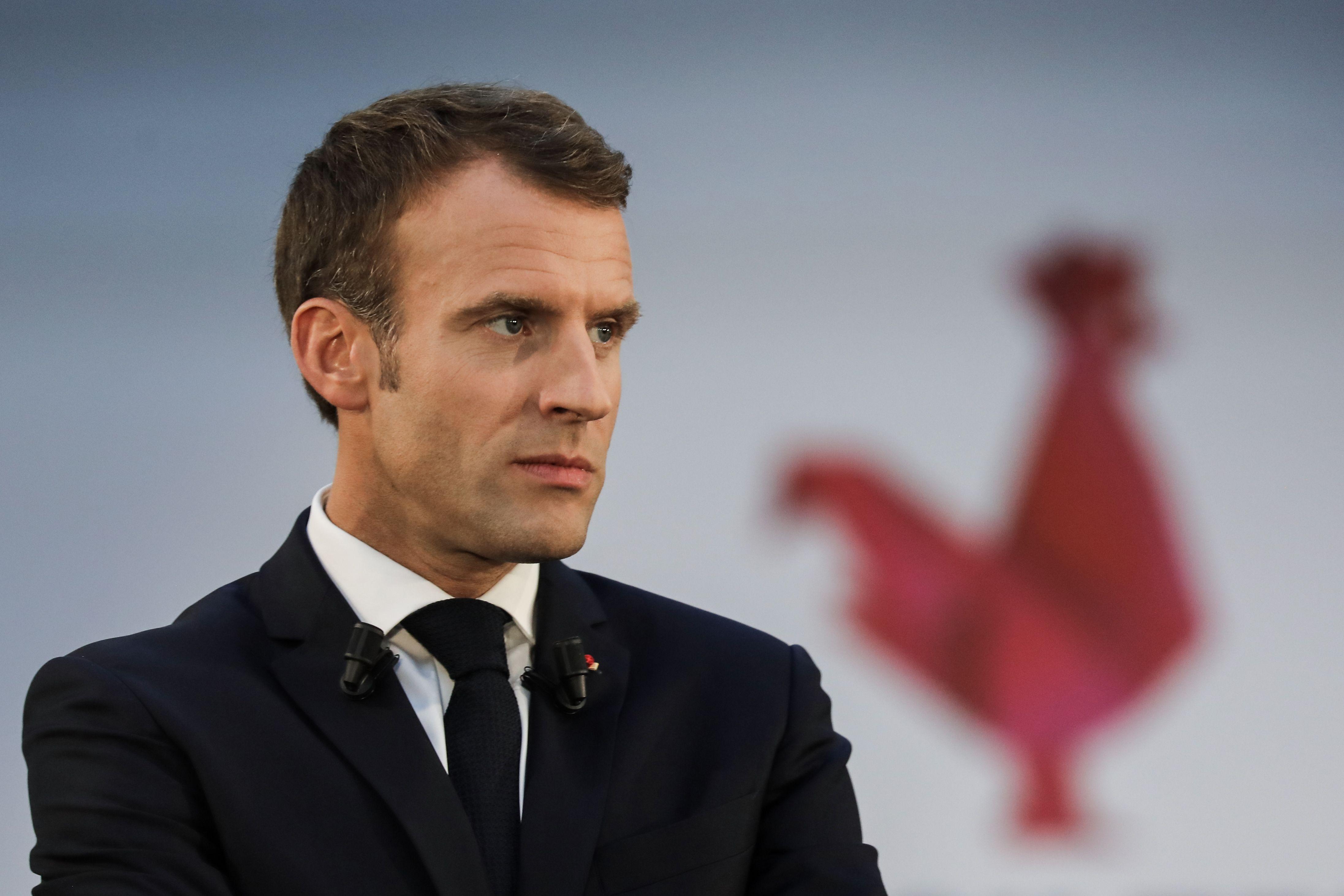 Emmanuel Macron annonce la fin de l'opération Barkhane au Sahel