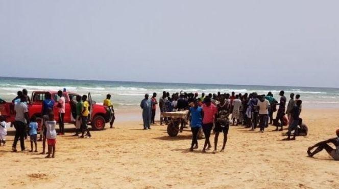 Noyade à la plage de Malika : Le bilan s'alourdit à 10 morts