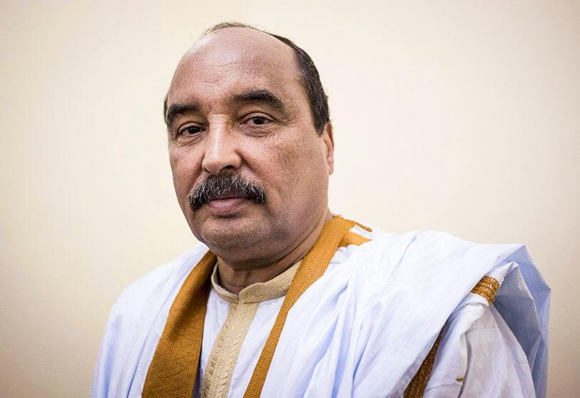 Mohamed ould Abdel Aziz en détention préventive : chronique d'une seconde arrestation
