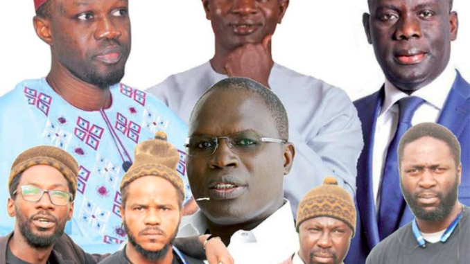 Modification du code pénal, l'opposition appelle à investir l'Assemblée nationale