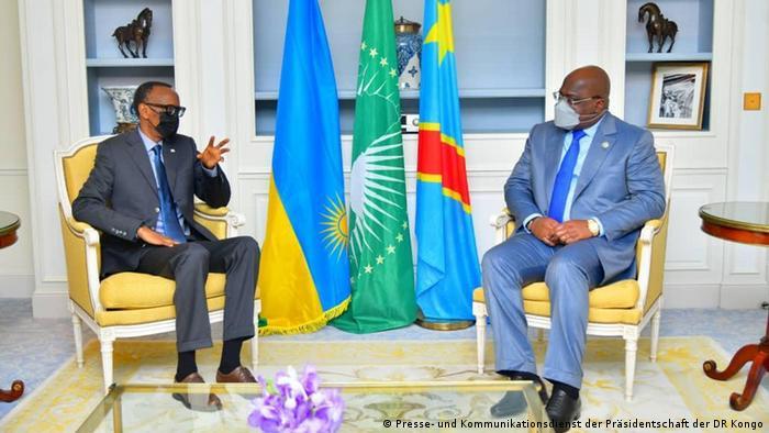 Le Rwanda et la République démocratique du Congo renforcent leur relation