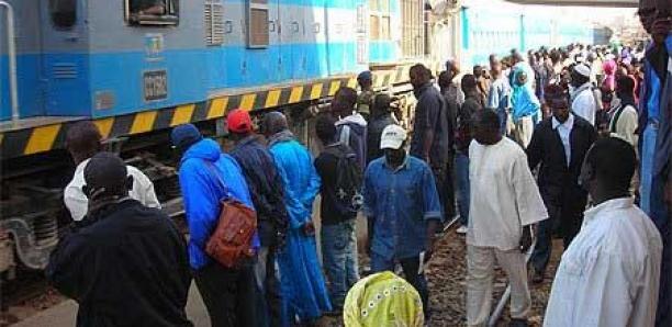Thiès : les ex-travailleurs des chemins de fer payés à la veille de la visite de Macky SALL