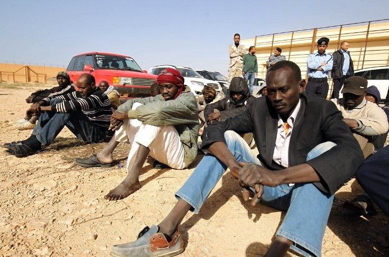 Quarante migrants clandestins interceptés par la gendarmerie près de Nouakchott