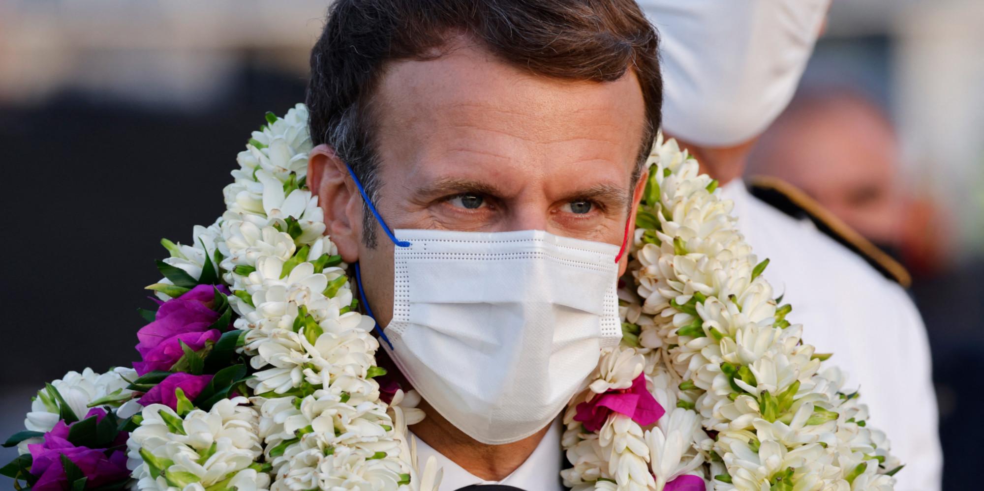 Essais nucléaires en Polynésie : Macron reconnaît une nouvelle « dette » de la France