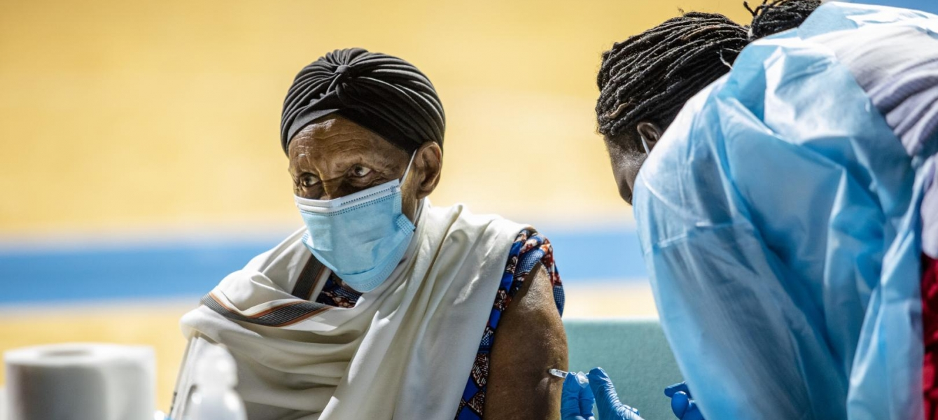 3e vague covid-19 : Ruée des Mauritaniens vers les vaccins