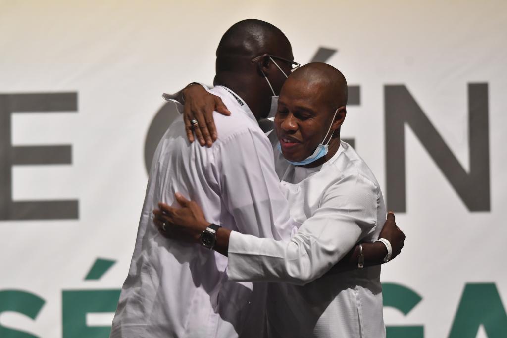 """Mady Touré à Augustin : """"Je te souhaite un bon mandat de 4 ans"""""""