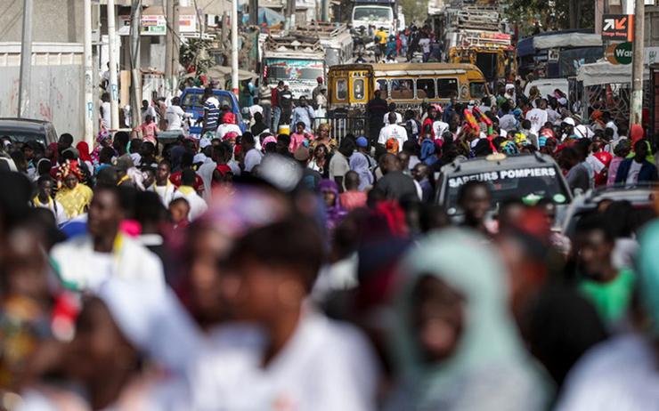 Démographie : La population sénégalaise s'élève en 2021, à près de 17 millions d'habitants