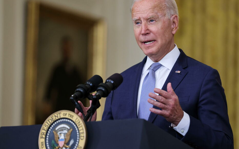 Joe Biden : « Notre mission en Afghanistan n'a jamais été censée construire une nation »
