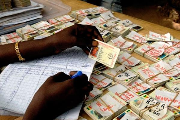 Inscription sur les listes électorales à Saint-Louis : le bilan à 5 jours de la clôture des opérations
