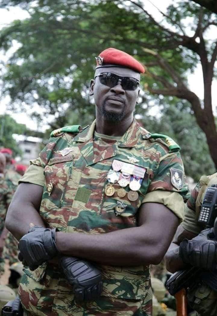 Guinée : Profil du colonel Doumbouya, le cerveau du putsch
