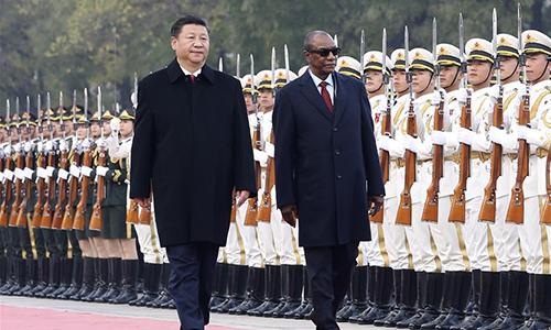 Avec la chute d'Alpha Condé, la Chine perd un allié important en Guinée