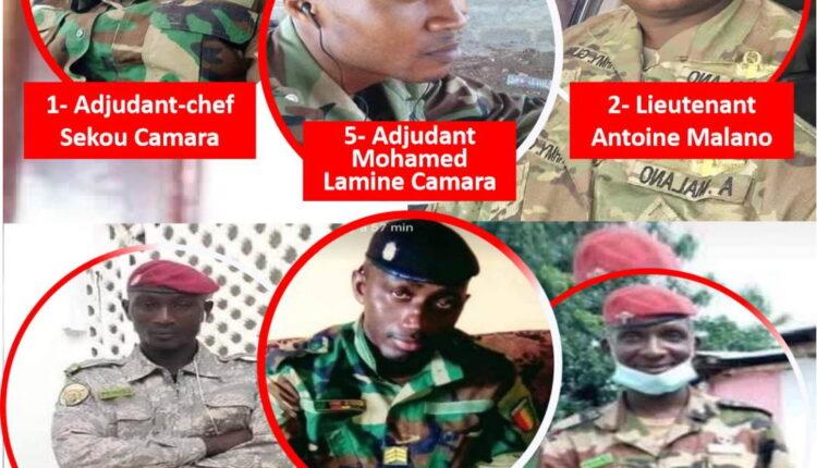 Coup d'Etat en Guinée : ces cas de morts qui noircissent un peu le tableau