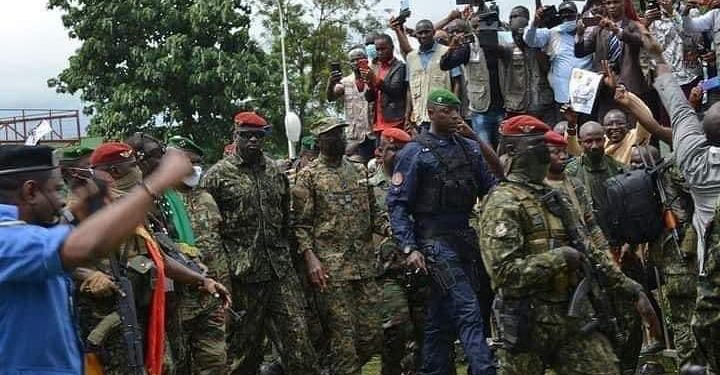 Conakry : Le CNRD prend de nombreuses mesures