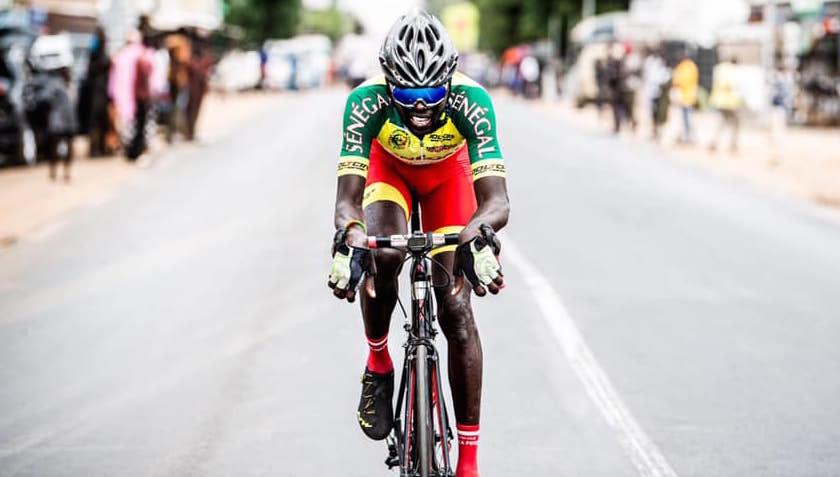 Cyclisme – Fin des 46èmes mondiaux juniors sur piste : le Saint-Louisien Saliou Mbow, du VTT à la compétition sur piste