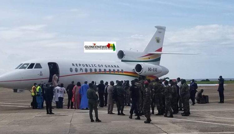 Guinée : fin de la mission de la CEDEAO