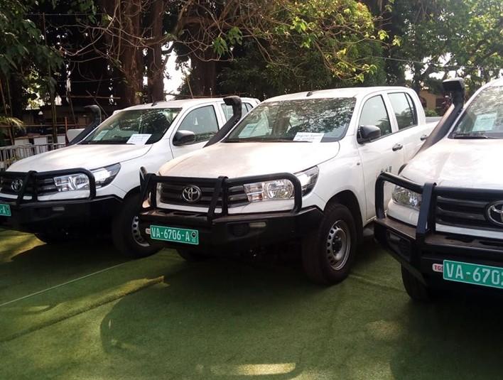 Guinée : Les anciens ministres conseillers sommés de rendre leurs véhicules de service