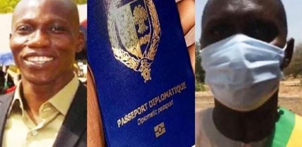 Passeports diplomatiques : Une autre victime se signale et accable…