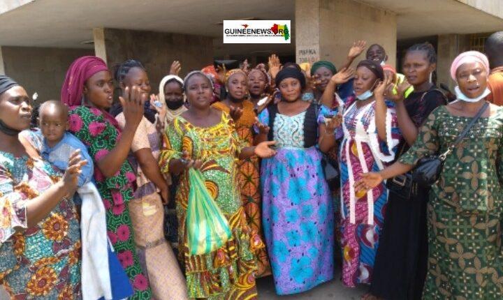 Guinée : Les épouses des militaires détenus plaident la cause de leurs maris auprès du CNRD
