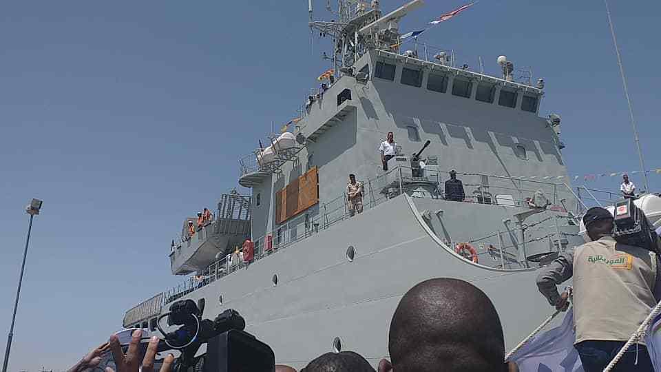 La Mauritanie entame ses manœuvres aéronavales « bouclier des côtes »