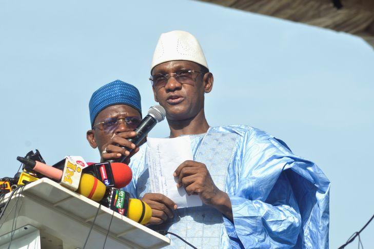 À l'ONU, Choguel Maïga accuse la France d'abandonner le Mali en retirant la force Barkhane