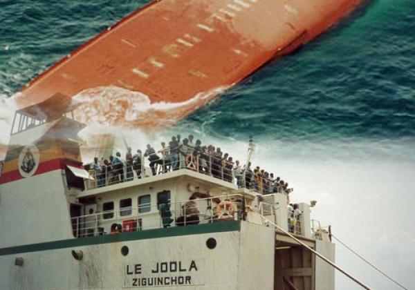 """""""LE JOOLA"""" : 19 ans après, le deuil impossible"""
