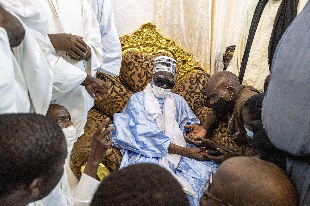 Internet, réseaux sociaux : Le Fatwa de Serigne Mountakha Mbacké aux Sénégalais