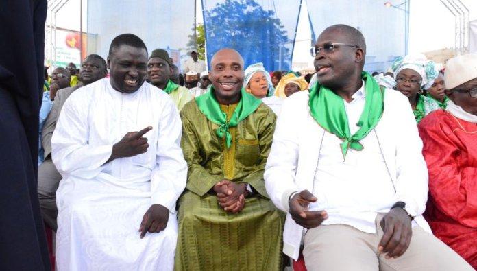 Yewwi Askan Wi / Bamba Fall claque la porte : « Ce n'est ni Sonko, ni Khalifa Sall qui me feront gagner la Médina… »