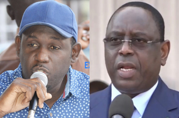 Candidature aux Locales :  Adama FAYE défie ouvertement Macky SALL et le Benno Bokk Yaakaar