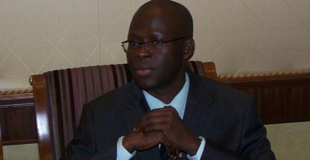 Bamba Dièye se vante de la « bonne santé » du Fsd/Bj dans le région de Kaolack.