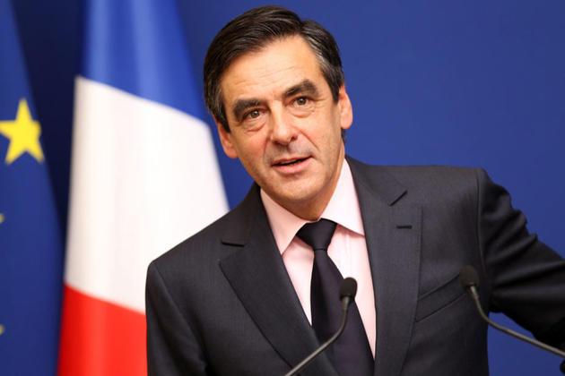 François Fillon au Sénégal