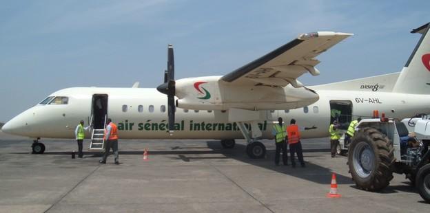 Coopération Chine - Sénégal:  200 milliards de francs CFA pour réhabiliter les aéroports de Kaolack et  Saint-Louis.