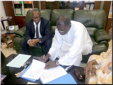 De nouveaux jalons dans la Navigation sur le fleuve Sénégal : La SOGENAV met en location-vente deux bateaux