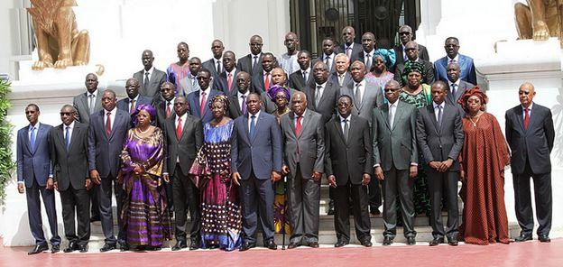La déclaratiion du Conseil des Ministres  de ce mardi 03 décembre 2013