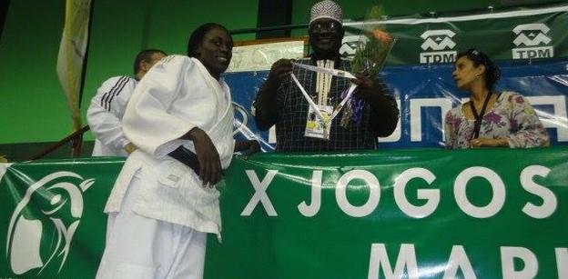 Fary Seye avec Mbaye Boye en 2011