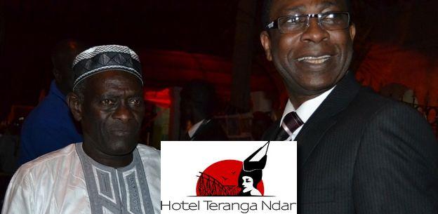 Youssou Ndour à Saint-Louis pour inaugurer l'Hôtel « Téranga Ndar », ce 13 décembre.
