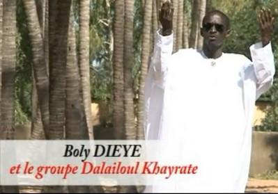 Saint-Louis:Boly Dièye sort un single dédié au prophète Mohamed (Psl).