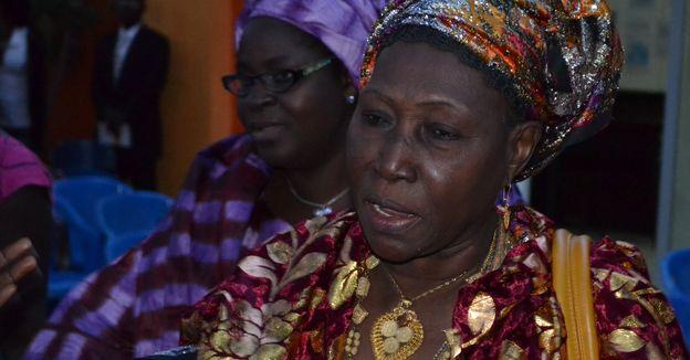 Festival International de Poésie de Saint-Louis : Amina Sow Mbaye honorée par ses pairs.