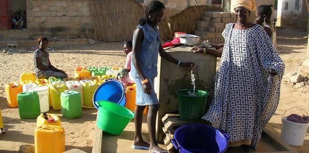 Financement de 7 milliards de fcfa de la banque mondiale : Des projets d'eau potable réalisés à Dagana et Podor